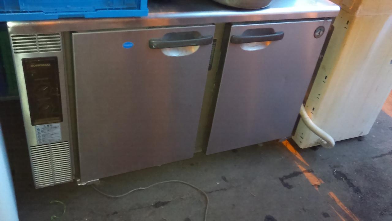 台下冷蔵庫